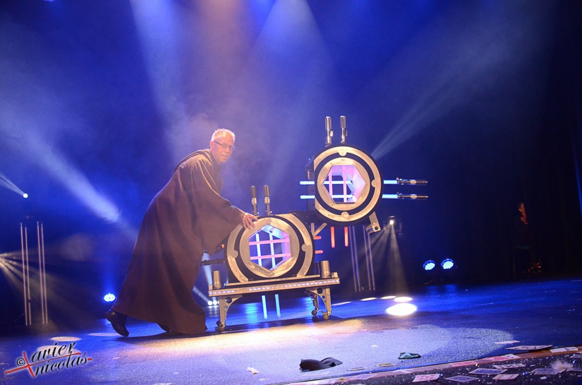 Magic Phil Congres OEDM 2016 IMG_1771