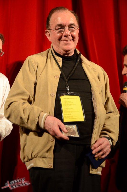 Remise de médaille à Jean Clause Chaudron Congres OEDM 2016 IMG_1854