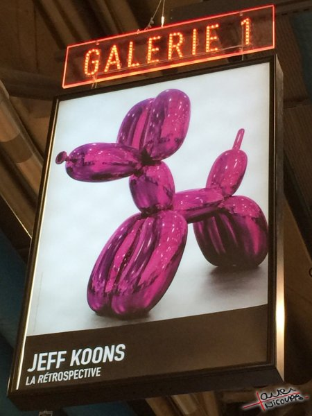 Musee Georges Pompidou exposition Jeff Koons (1)