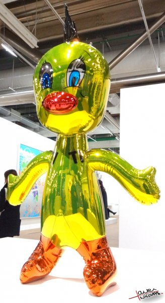 Musee Georges Pompidou exposition Jeff Koons (10)