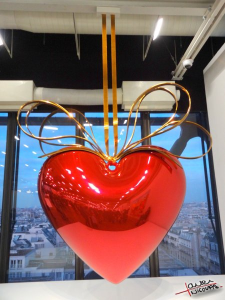 Musee Georges Pompidou exposition Jeff Koons (16)