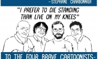 Je suis Charlie - Hommage aux victimes de l'attentat du 7 janvier 2015 contre Charlie Hebdo (7)