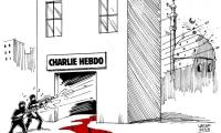 Je suis Charlie - Hommage aux victimes de l'attentat du 7 janvier 2015 contre Charlie Hebdo (12)