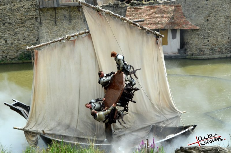 Puy du Fou - Les chevaliers de la table ronde (07)