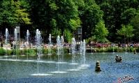 Puy du Fou - Jets d eau de jour (04)