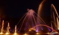 Puy du Fou - Jets d eau de nuit (11)