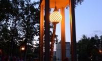 Puy du Fou - Jets d eau de nuit (02)