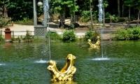 Puy du Fou - Jets d eau de jour (03)
