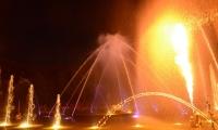 Puy du Fou - Jets d eau de nuit (12)