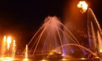 Puy du Fou - Jets d eau de nuit (13)
