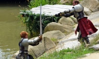 Puy du Fou - Les chevaliers de la table ronde (06)