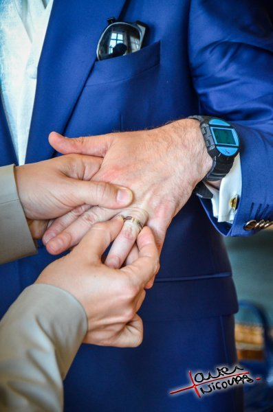 Mariage Jerem et David
