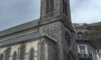 Vacances au Montdore - Eglise