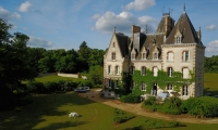 Chateau de Montour - Jouy le Potier