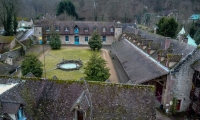 Photo aerienne par drone