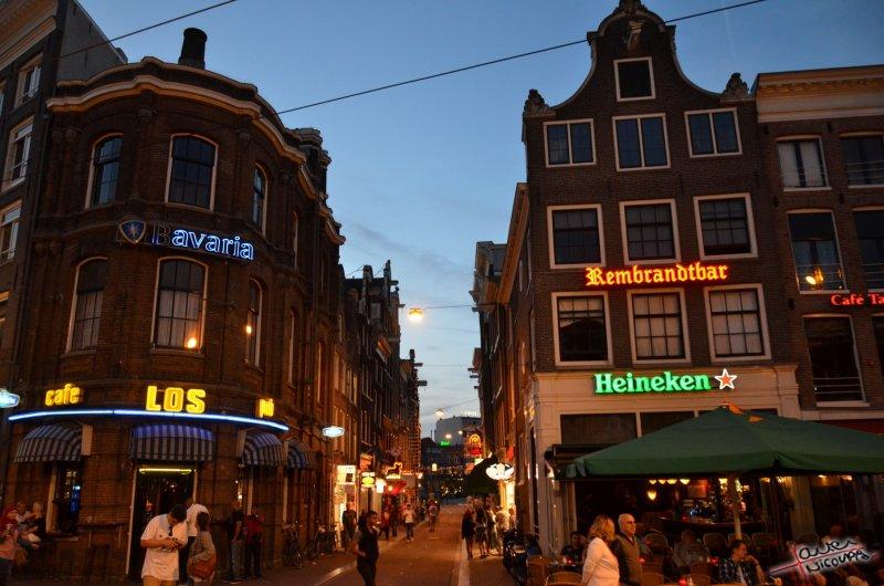 Amsterdam de Nuit (2)