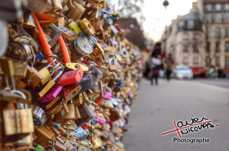 Paris Pont des arts