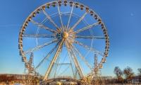 Grande roue Place de la concorde